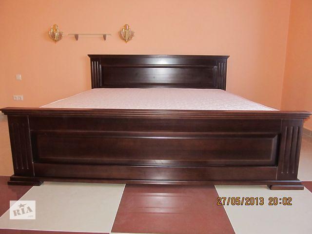 бу Кровать из масива дуба Класика нова в Ивано-Франковске