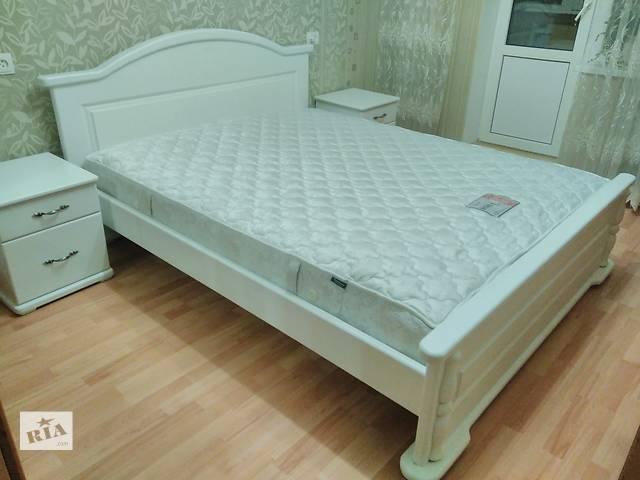 Кровать из массива ясеня,дуба.- объявление о продаже  в Ровно