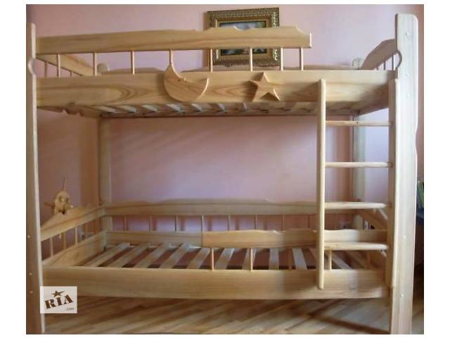 """Дубовая кровать """"Врунгель"""" \ Бесплатная доставка- объявление о продаже  в Тернополе"""