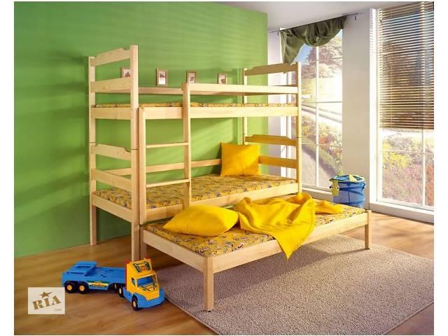 купить бу Ліжко Тріо 15% знижка на матраци в Львове