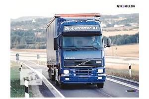 Стекло лобовое/ветровое Volvo FH