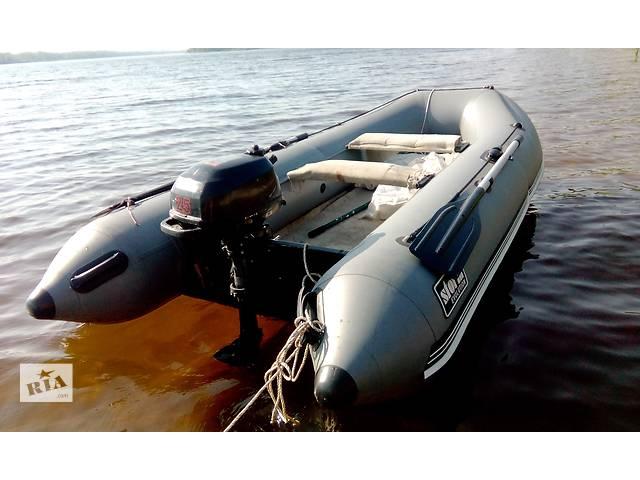 бу Лодка резиновая в Киеве