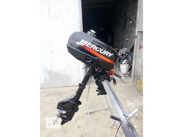 бу лодочный мотор mercury3.3 в Киеве