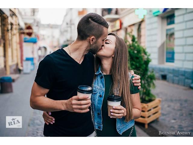 Love-story. История любви на память. Фотосъемка для двоих. Андрей Бигуняк- объявление о продаже  в Тернополе