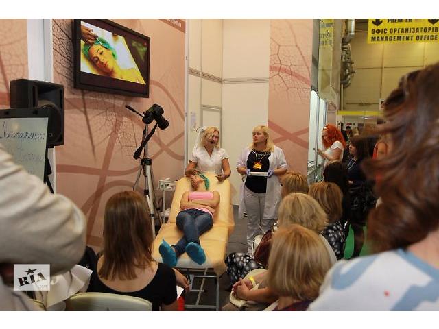 бу Luminera Crystalys, Обучение контурной пластике на семинарах.  в Украине