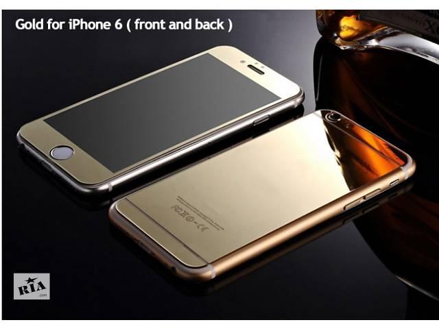 Luxury Защитное стекло на айфон iphone 4/4s/5/5s/se/6/6s- объявление о продаже  в Днепре (Днепропетровске)
