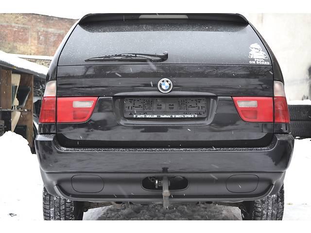 продам Ляда Кришка багажника в зборі BMW X5 БМВ Х5 1999 - 2006 бу в Ровно
