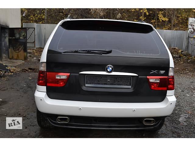 продам Ляда Крышка багажника в зборе BMW X5 БМВ Х5 бу в Ровно