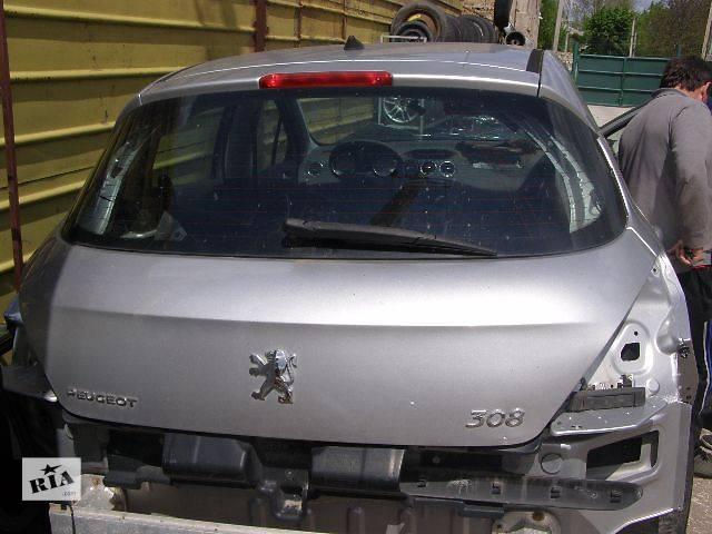 бу Б/у дверь задняя для легкового авто Peugeot 308 в Новой Каховке