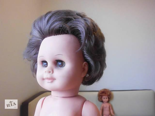 Кукла 50-60х годов- объявление о продаже  в Тернополе