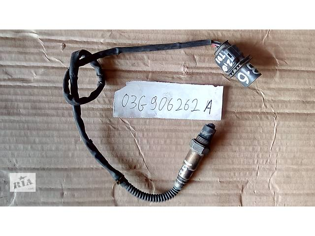 продам лямбда зонд для Volkswagen Passat B6 2.0tdi 03G906262A бу в Львове