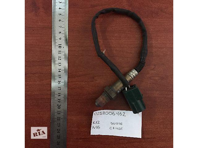 Лямбда зонд Nissan Micra  0258006462- объявление о продаже  в Одессе