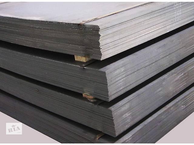 купить бу Лист стальной  г/к 2,0-8,0мм пр-во Запорожсталь в Запорожье