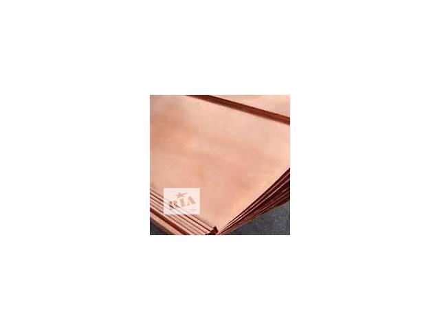купить бу лист медный М1 М2 М3 гост доставка ассортимент в Полтаве