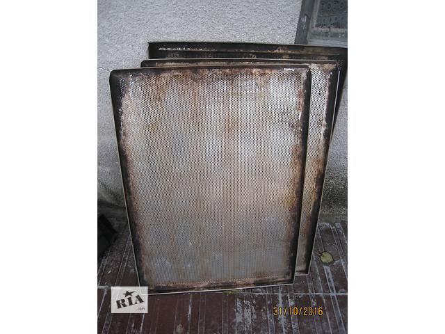 бу Листы для выпечки 56x2x78 cm алюминиевые в Теребовле