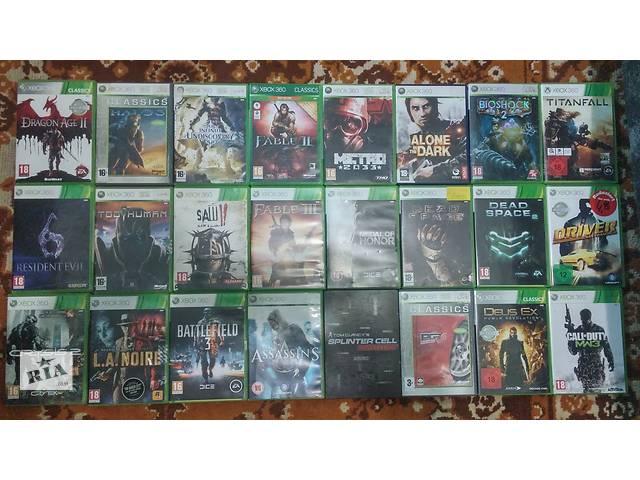купить бу Лицензионные игры Xbox 360 в Ахтырке