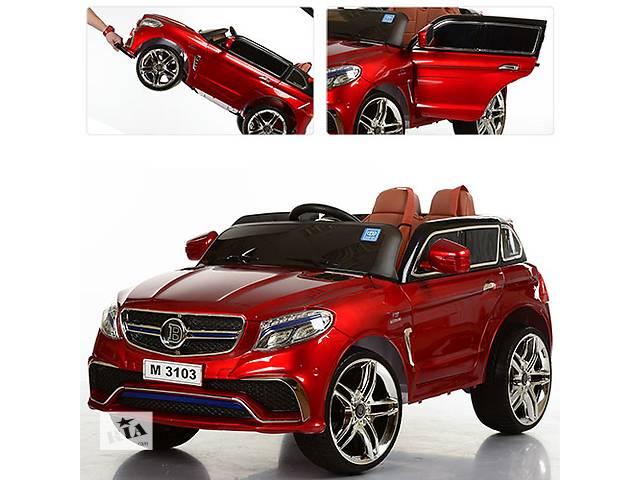 продам Лицензионный Джип M 3103 (MP4) EBLRS-3 Mercedes, автопокраска, кожаное сиденье бу в Одессе