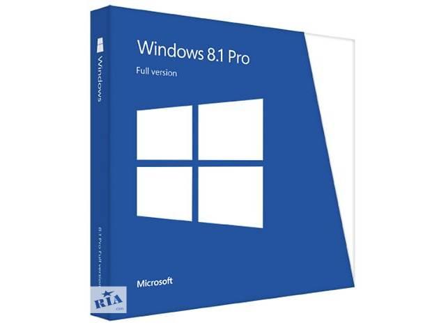 купить бу Лицензионный Windows 10 PRO,Windows 8.1 PRO,Windows 7 PRO в Одессе