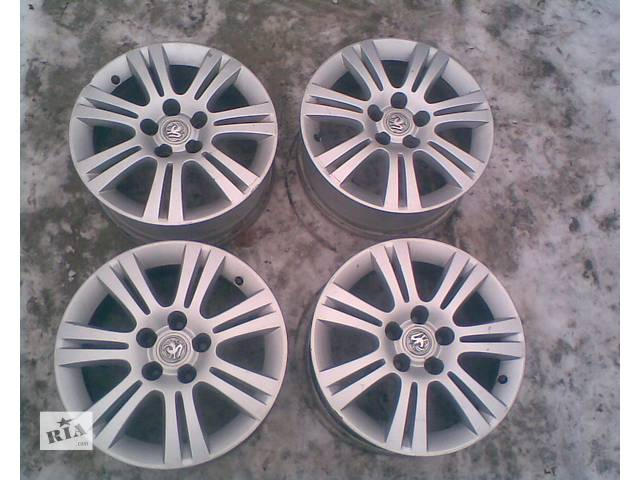 продам Литые диски 5 х 110 / R 16 / 6,5 J / ET 39 / Опель / Opel / GM. бу в Черкассах