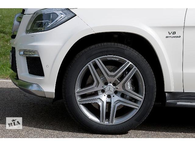 купить бу Акция!Литые диски AMG на Mercedes ML, GL, W164, W166, S-class W221(800$) в Киеве