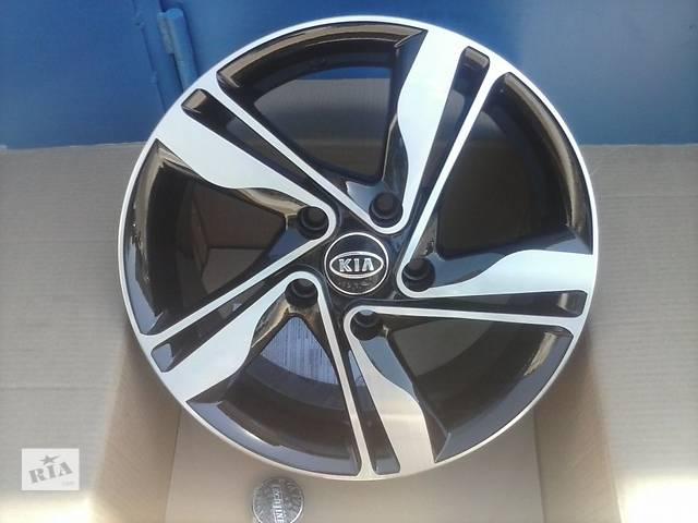 бу Литые диски Hyundai, Kia 5x114,3 R16 - Tech Line, новые, ОПТ. Цена! в Киеве