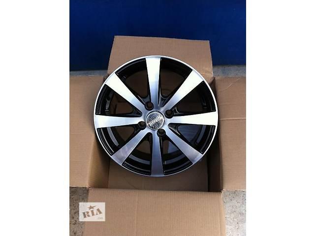 Литые диски R15 4x100 Nissan, Suzuki - TechLine, Рассрочка!- объявление о продаже  в Киеве