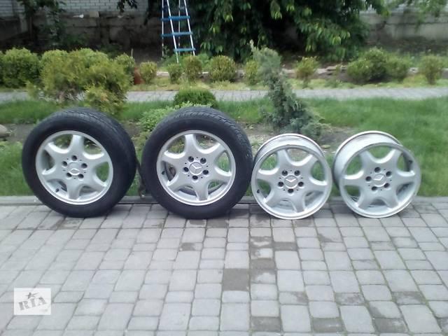 продам литые диски с шиной бу в Киеве