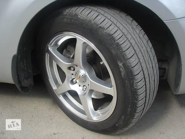 бу Литые диски + шины 205/55/R16 в Запорожье