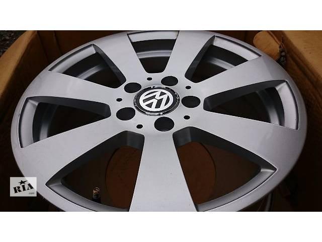 Литые диски VW PASSAT B7 R16 НОВИЙ КОМПЛЕКТ!!- объявление о продаже  в Бердичеве