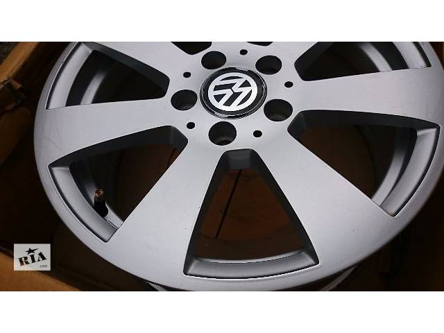 продам Литые диски VW Сaddy R16 НОВИЙ КОМПЛЕКТ!! бу в Бердичеве