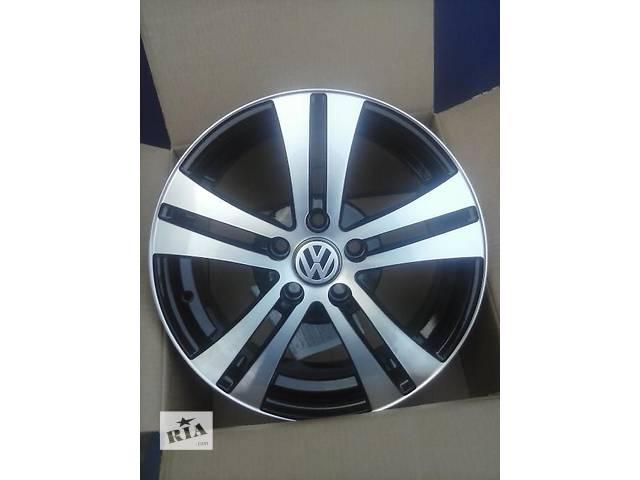 продам Литые диски VW, SKODA 5x100 R15 - Tech Line, новые, РАССРОЧКА! бу в Киеве