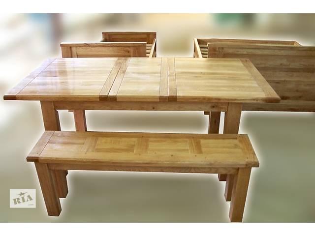продам любые столы.табуреты.из разных сортов дерева бу в Запорожье