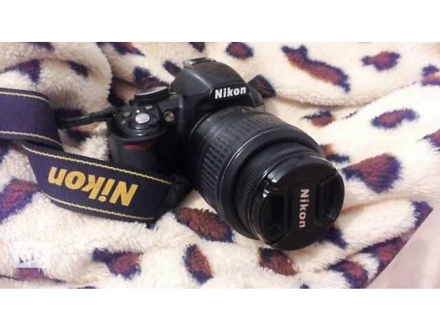 купить бу Любительский фотоаппарат Nikon 3100(18-55VR) в Чернигове