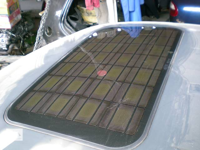 купить бу Люк Audi A6 Allroad с солнечными батареями в Луцке