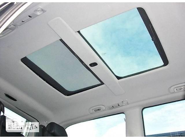 Люки оригинальные,передний и панорама Mercedes Viano 639 електро с дотяжкой. Установка на ваше авто!- объявление о продаже  в Ровно