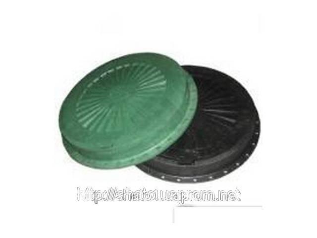 продам Люки пластиковые черные и цветные с замком бу  в Украине