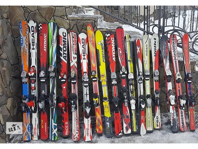 купить бу Лыжи 120-140 см. в Коломые