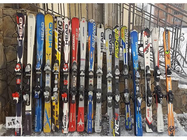 продам Лыжи 149-165 см бу в Коломые