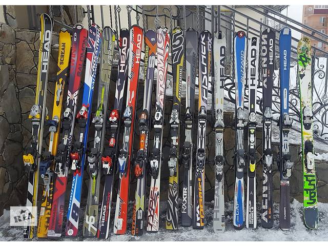 продам Лыжи 165-185 см. бу в Коломые