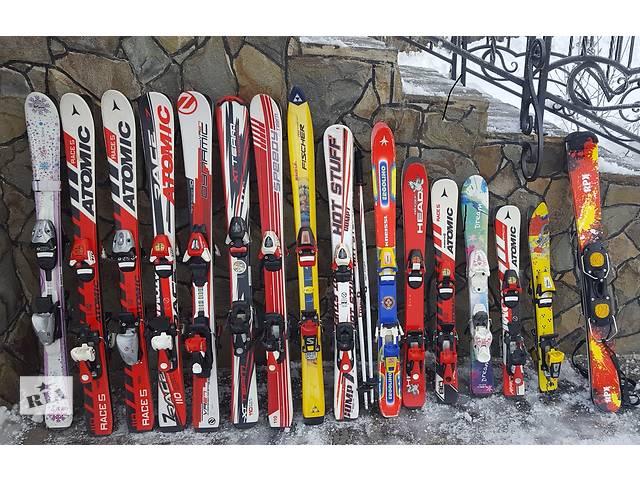 Лыжи 70-110 см.- объявление о продаже  в Коломые