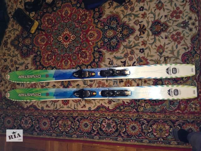 бу Лыжи для фрирайда Dynastar Cham 107 в Тернополе