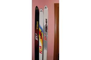 Новые Лыжи Fischer