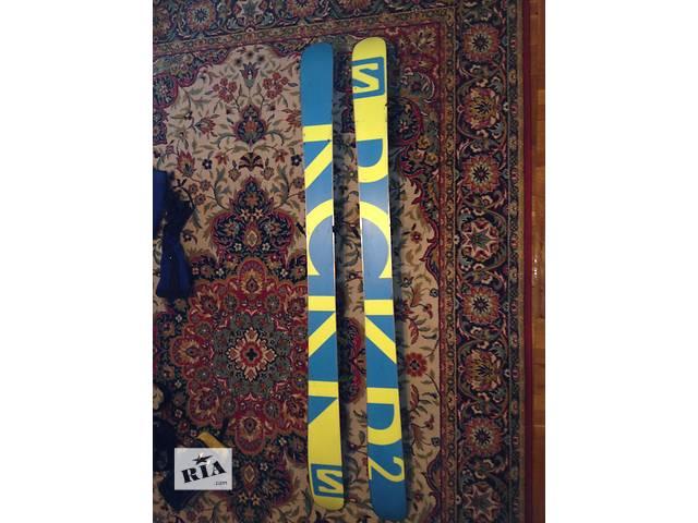 продам Лыжи Salomon Rocker2 100 сезона 2013/14 года бу в Тернополе