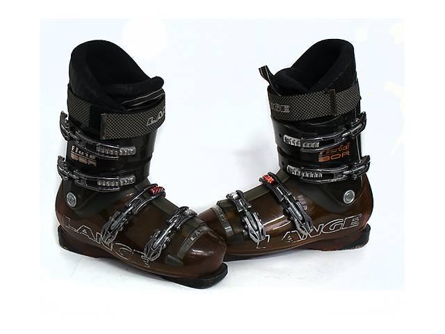 купить бу Лыжные ботинки Lange Fluid 80R в Львове