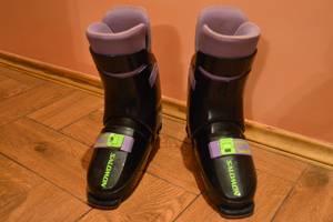 б/у Мужская обувь Salomon
