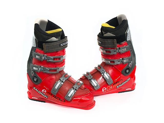 Лыжные ботинки Salomon Equipe Performa 9.0- объявление о продаже  в Львове