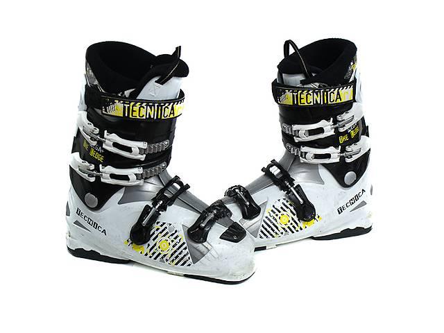 продам Лыжные ботинки Tecnica Mega+ бу в Львове