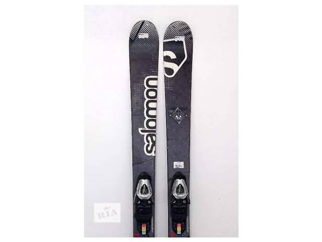 купить бу Лыжи Salomon Knight 2 161 Бесплатная доставка в Львове