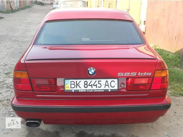 М-СПОЙЛЕР BMW 5 E34- объявление о продаже  в Киеве