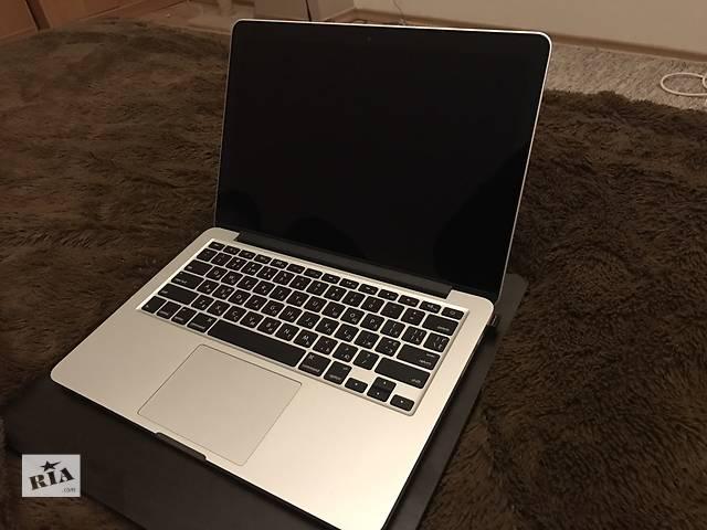 купить бу MacBook Pro (Retina, 13-inch, 2015 года) MF840 в Виннице
